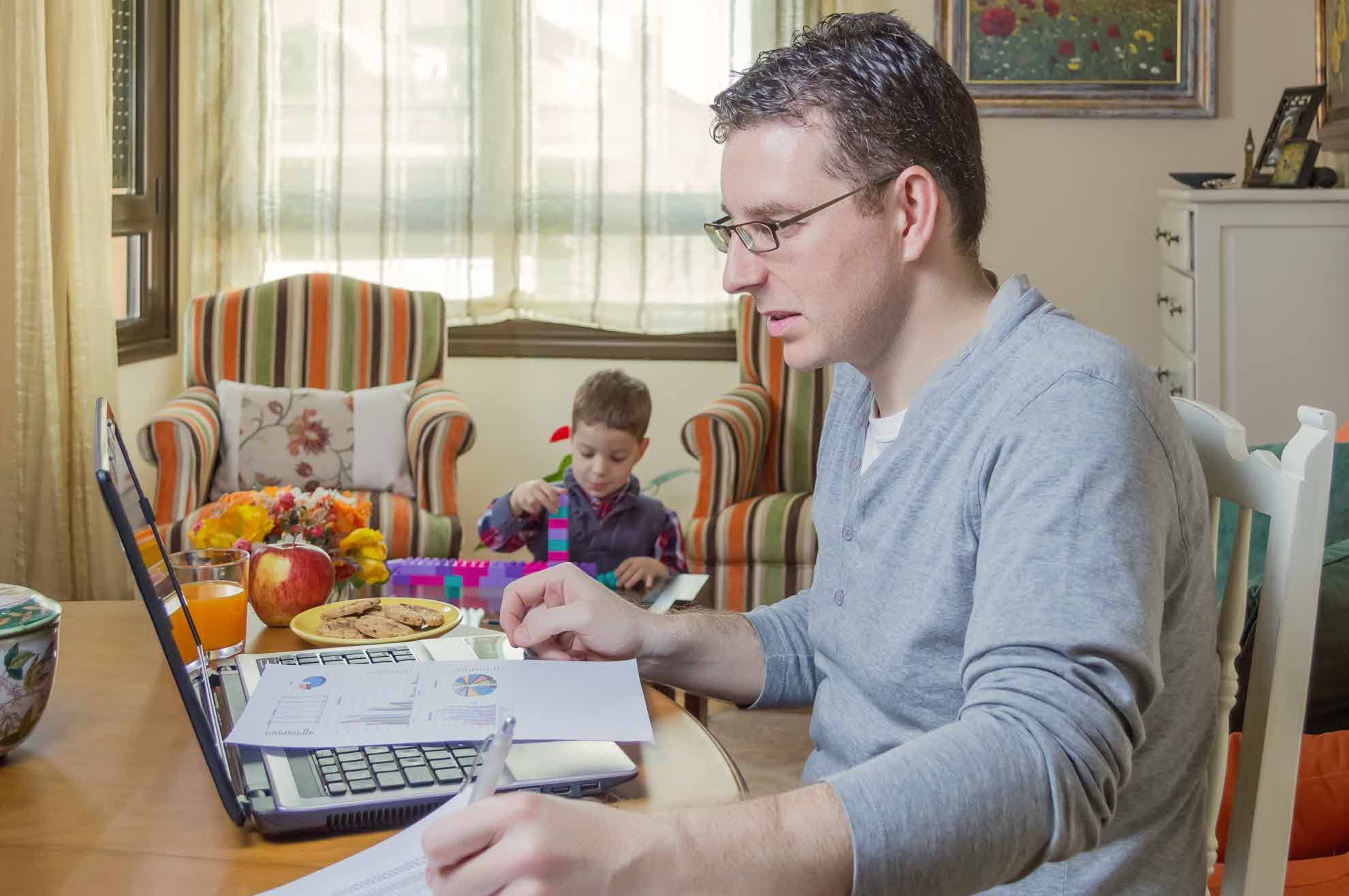 Be MORE Productive Working from Home
